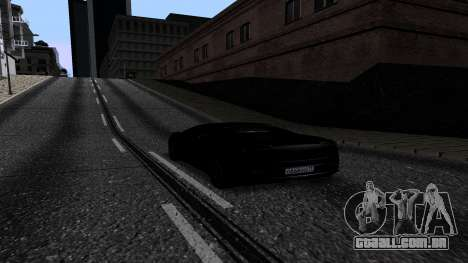 New Roads v2.0 para GTA San Andreas terceira tela