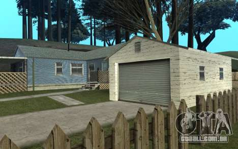 RoSA Project v1.3 Countryside para GTA San Andreas sétima tela