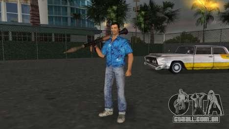 Ruskin RPG-7 para GTA Vice City terceira tela