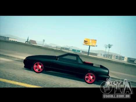 Elegy P1kachuxa Private para GTA San Andreas vista direita