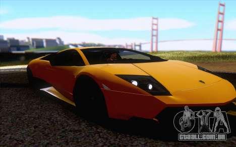 ENBS V4 para GTA San Andreas segunda tela