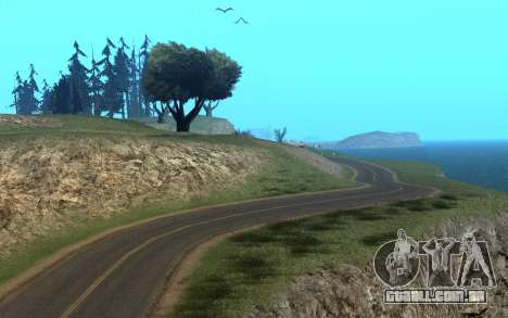 RoSA Project v1.3 Countryside para GTA San Andreas