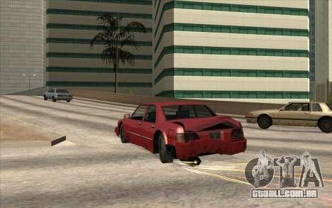 CLEO Fix Wheels para GTA San Andreas segunda tela
