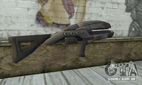 Vingador para GTA San Andreas segunda tela