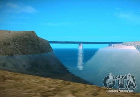 Light ENBSeries para GTA San Andreas quinto tela