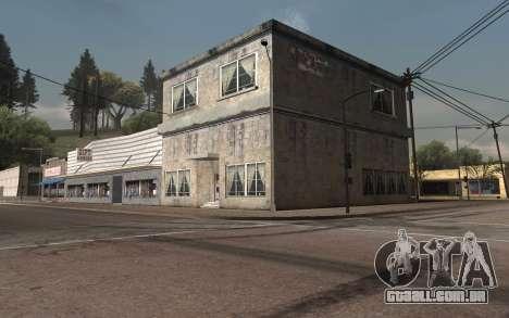 RoSA Project v1.3 Countryside para GTA San Andreas nono tela