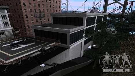 Novas texturas SFPD para GTA San Andreas