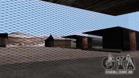 Atualizado snake farm para GTA San Andreas terceira tela
