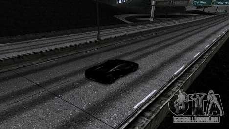New Roads v2.0 para GTA San Andreas quinto tela
