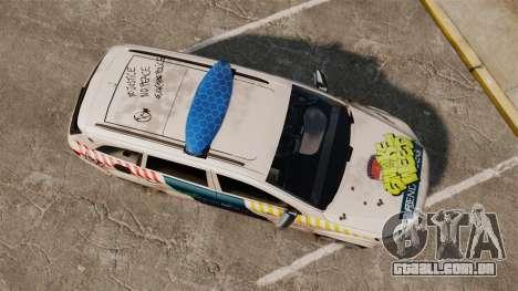 Audi Q7 FCK PLC [ELS] para GTA 4 vista direita