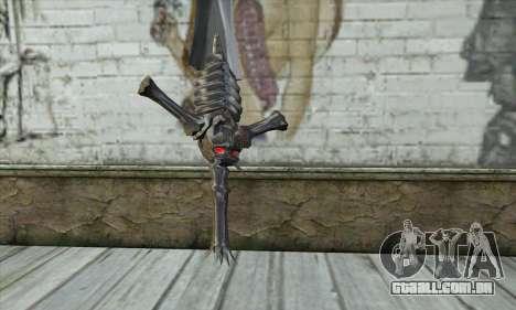 DMC 4 Rebelion para GTA San Andreas segunda tela