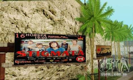 Bairro Alternativo para GTA San Andreas quinto tela