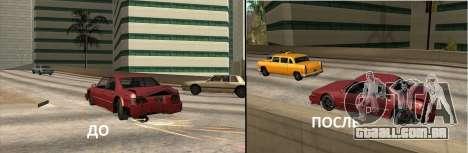 CLEO Fix Wheels para GTA San Andreas