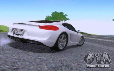 ENBS V4 para GTA San Andreas terceira tela