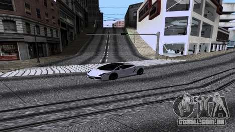 New Roads v2.0 para GTA San Andreas sétima tela