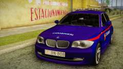 BMW 120i SE Carabinieri