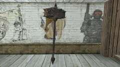 O machado de Skyrim