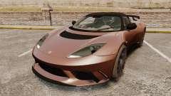 Lotus Evora GTE Mansory