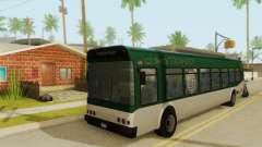 O trânsito de Ônibus из GTA 5 para GTA San Andreas