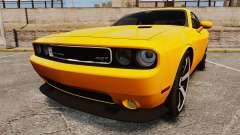 Dodge Challenger SRT8 2012 para GTA 4