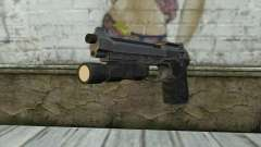 M9A1 From COD: Ghosts para GTA San Andreas