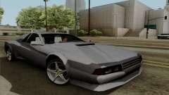 Cheetah v2 para GTA San Andreas