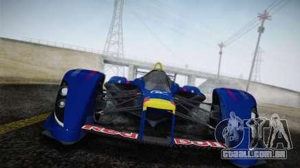 GT Red Bull X10 Sebastian Vettel para GTA San Andreas