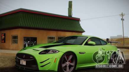 Jaguar XKR-S GT 2013 para GTA San Andreas
