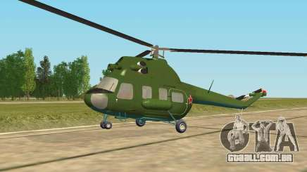 Mi 2 militares para GTA San Andreas
