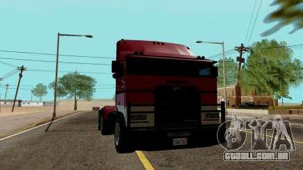 JoBuilt Caminhão Fixet из GTA 5 para GTA San Andreas