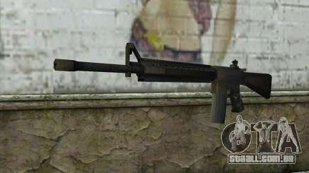 M16A4 Assault Rifle para GTA San Andreas