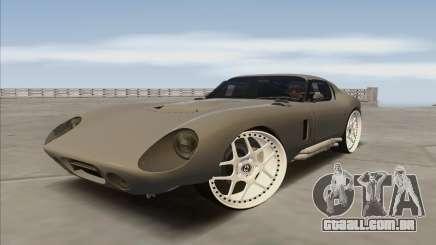 Shelby Cobra Daytona para GTA San Andreas