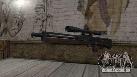Walther WA2000 para GTA San Andreas