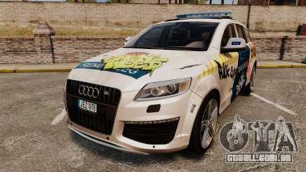 Audi Q7 FCK PLC [ELS] para GTA 4