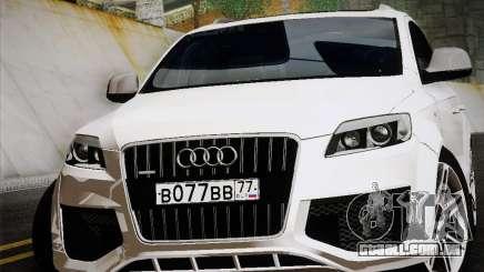 Audi Q7 SUV para GTA San Andreas