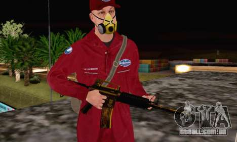 Bug Star Robbery para GTA San Andreas sexta tela