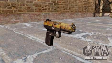 Arma FN Cinco sete Queda para GTA 4