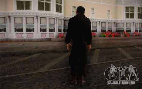 Gary King para GTA San Andreas segunda tela