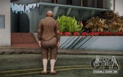 Cozinhar para GTA San Andreas segunda tela