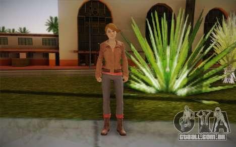 Maya Torres para GTA San Andreas