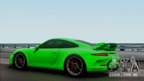 SA Beautiful Realistic Graphics 1.7 Final para GTA San Andreas nono tela