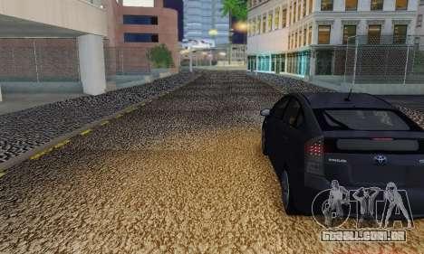 Heavy Roads (Los Santos) para GTA San Andreas twelth tela
