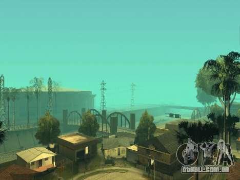 Beta Timecyc para GTA San Andreas sétima tela