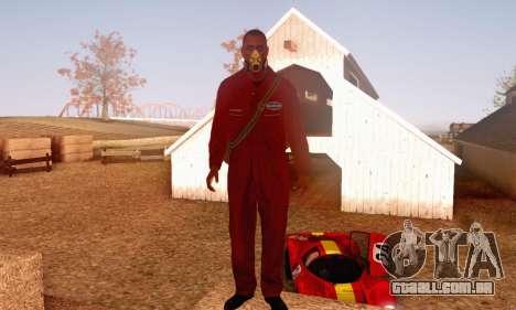 Bug Star Robbery 2 No Cap para GTA San Andreas terceira tela