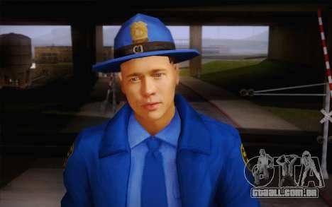 New Sheriff para GTA San Andreas terceira tela