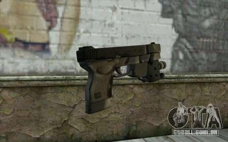 Glock 33 Advance para GTA San Andreas segunda tela