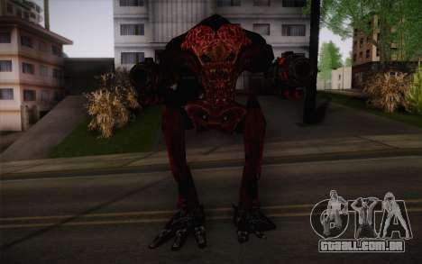 Bio-Mechanoid из SS3 para GTA San Andreas