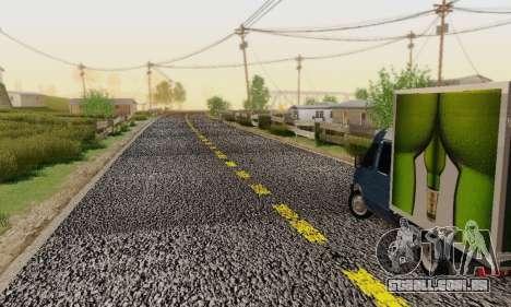 Heavy Roads (Los Santos) para GTA San Andreas décima primeira imagem de tela