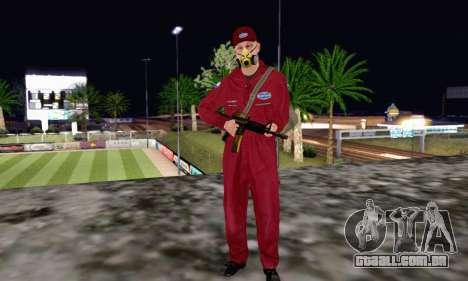 Bug Star Robbery para GTA San Andreas segunda tela