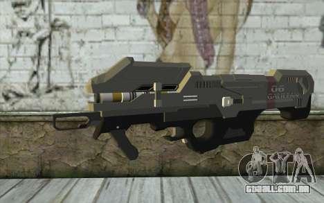 Halo Spartan Laser para GTA San Andreas